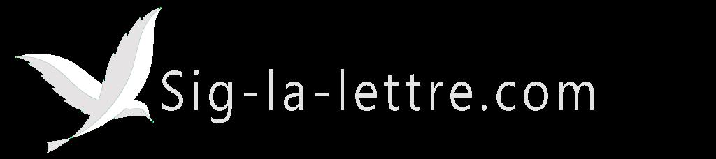 sig-la-lettre.com